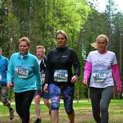 37. Tartu Maastikumaraton - Brigitta Mõttus (8635), Maichl Suur (8988)