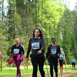 37. Tartu Maastikumaraton - Pille Laasik (8462), Annely Põldaru (8805)