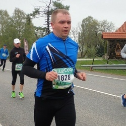 37. Tartu Maastikumaraton - Ando Käos (1828)