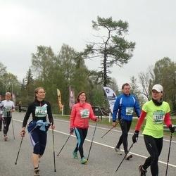 37. Tartu Maastikumaraton - Annika Aas (1935), Celia Hirmo (2150)