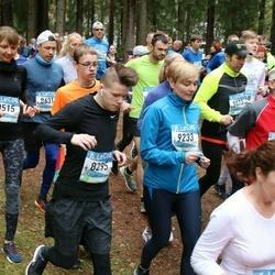 37. Tartu Maastikumaraton - Kevin Kelder (8295), Birgit Liira (8515), Triinu Võsu (9233)