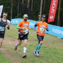 37. Tartu Maastikumaraton - Janek Oblikas (63), Ander Markus Kroon (8378)