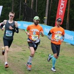 37. Tartu Maastikumaraton - Janek Oblikas (63), Andrus Rüütelmaa (200), Ander Markus Kroon (8378)