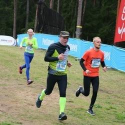 37. Tartu Maastikumaraton - Aare Einsoo (8108), Ando Pukk (8791)