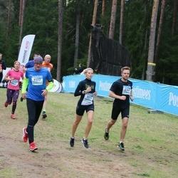 37. Tartu Maastikumaraton - Jarko Koort (8363), Berit Rohtjärv (8870), Tõnis Toome (9377)