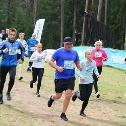 37. Tartu Maastikumaraton - Andor Aland (8038), Karin Reinberg (8852), Andre Viibur (9196), Rao Holtsmeier (9313)