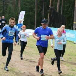 37. Tartu Maastikumaraton - Andor Aland (8038), Diana Genrihov (8124), Karin Reinberg (8852), Andre Viibur (9196), Rao Holtsmeier (9313)