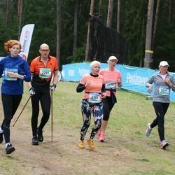 37. Tartu Maastikumaraton - Kristjan Vällik (80), Romet Rand (2289), Pille Härma (8174), Age Kala (8249), Helje Kruusmaa (8386)