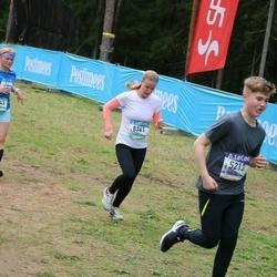 37. Tartu Maastikumaraton - Ene Ojaperv (2443), Kaspar Tiits (5213), Kaire Koonik (8361)