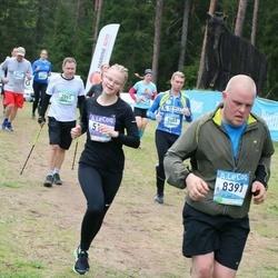 37. Tartu Maastikumaraton - Sergei Bushuev (2065), Emma Reinumägi (5174), Ain Kuldmäe (8397), Arko Kurg (8403)