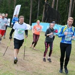 37. Tartu Maastikumaraton - Sergei Bushuev (2065), Triin Saar (5182), Ulvar Ilves (8185), Arko Kurg (8403)