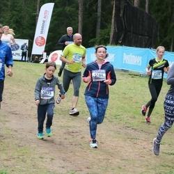 37. Tartu Maastikumaraton - Raimo Kurg (5074), Remy Kurg (5075), Triin Raaper (5166), Triin Muld (8319), Berit Lille (8520)