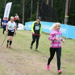 37. Tartu Maastikumaraton - Benita Locmele (2037), Agnese Smiltniece (2042), Sille Laas (8461), Margus Tiiman (9073)