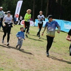 37. Tartu Maastikumaraton - Guntars Abolins (5003), Martins Abolins (5005), Johanna Roosi (5178), Jaanika Sepp (5189), Aleksandra Vinogradova (9215)