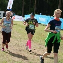 37. Tartu Maastikumaraton - Marilin Niilus (2072), Maarja Merioja (8599), Anari Pabort (8719)