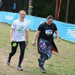 37. Tartu Maastikumaraton - Peeter Kurg (2298), Carmen Masing-Jugaste (5112)