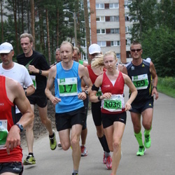 Narva Energiajooks - Pärtel Piirimäe (17), Annika Rihma (1036)
