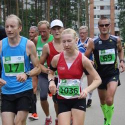 Narva Energiajooks - Pärtel Piirimäe (17), Hanno Kindel (69), Annika Rihma (1036)