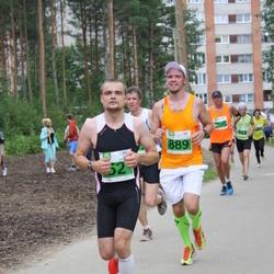 Narva Energiajooks - Arno Vaik (52), Silver Vürmer (889)