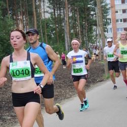 Narva Energiajooks - Meelika Laasma (129), Ariadna Golubenko (1040)