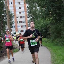 Narva Energiajooks - Adriaan Hobo (339), Nele Eichhorn (607)