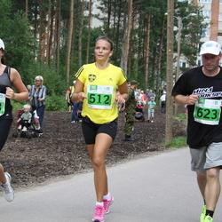 Narva Energiajooks - Annaliisa Jäme (512), Indrek Lippa (623), Anna-Liisa Pärnalaas (803)