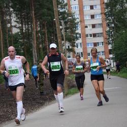 Narva Energiajooks - Kert-Robert Nõmme (707), Aare Toomist (882)