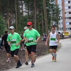 Narva Energiajooks - Ando Astor (431), Marko Jõgis (663), Kaja Mulla (942)