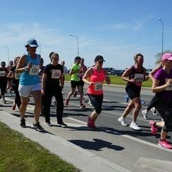 Tallink Maijooks - Maie Alaots (131), Anastasia Sakova (258), Eva Priedenthal (325), Natalja Pinna (456), Liina Maasing (485), Pille Valk (3930)