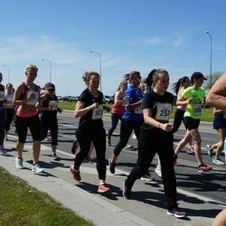 Tallink Maijooks - Maie Alaots (131), Anastasia Sakova (258), Hedi Haljamäe (303), Annika Koppel (1011)
