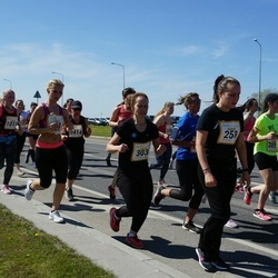 Tallink Maijooks - Anastasia Sakova (258), Hedi Haljamäe (303), Annika Koppel (1011), Piia Ludvi (3414)