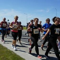 Tallink Maijooks - Anastasia Sakova (258), Hedi Haljamäe (303), Moonika Mestiljainen (471), Annika Koppel (1011), Piia Ludvi (3414), Luise-Ly Westholm-Truber (3570)