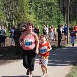 Narva Energiajooks - Anzela Stassenko (2338), Artur Stassenko (2339)
