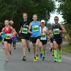 Narva Energiajooks - Pärtel Piirimäe (17), Priit Talu (59), Hanno Kindel (69), Annika Rihma (1036)