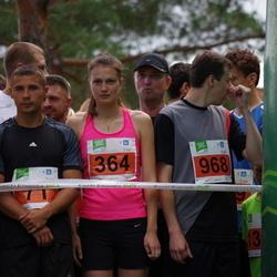 Narva Energiajooks - Irina Surazakova (364), Artem Bondarev (968)