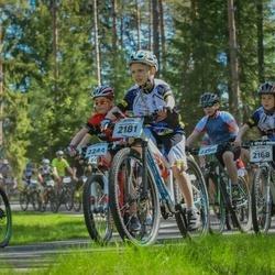 5. Valgehobusemäe Rattamaraton - Anita Heinmaa (2049), Kristjan Rozalka (2181), Marta-Miina Ojaliiv (2244)
