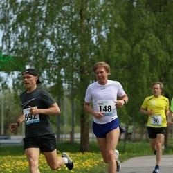 48. jooks ümber Harku järve - Tarmo Hõbe (148)