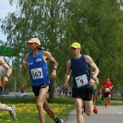 48. jooks ümber Harku järve - Timmo Kõrran (9), Ahto Tatter (563)