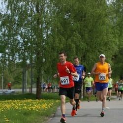 48. jooks ümber Harku järve - Ivar Sikk (691)
