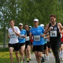 48. jooks ümber Harku järve - Henri Kaarma (285), Stepan Langebraun (693)