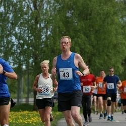 48. jooks ümber Harku järve - Reimo Krass (43)