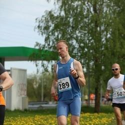 48. jooks ümber Harku järve - Marco Kahu (289)