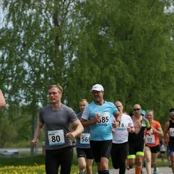 48. jooks ümber Harku järve - Martin Kilp (80)