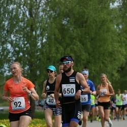 48. jooks ümber Harku järve - Vjatseslav Murov (650)