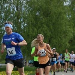 48. jooks ümber Harku järve - Nele Laev (345)