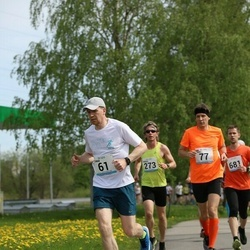 48. jooks ümber Harku järve - Ilmar Koolmeister (61), Tanel Steinberg (77)
