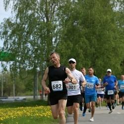 48. jooks ümber Harku järve - Uno Alliku (682)