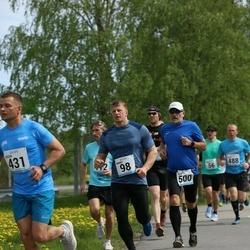 48. jooks ümber Harku järve - Ranno Laane (98), Sven Rohlin (500)