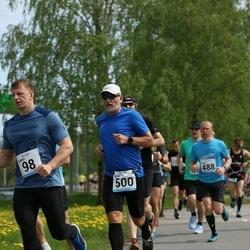 48. jooks ümber Harku järve - Sven Rohlin (500)