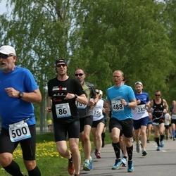 48. jooks ümber Harku järve - Tambet Tõnisson (86), Madis Reinumägi (488)